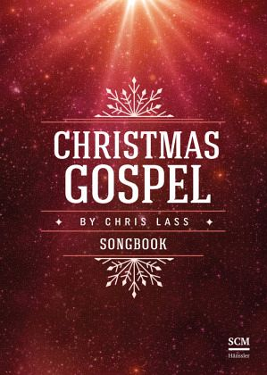 christmas gospel songbook von chris lass. Black Bedroom Furniture Sets. Home Design Ideas