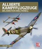 Alliierte Kampfflugzeuge