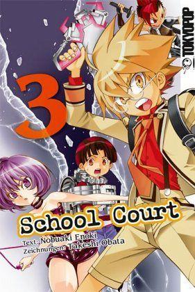 Buch-Reihe School Court