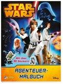 Star Wars: Abenteuer-Malbuch