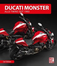 Ducati Monster - Falloon, Ian