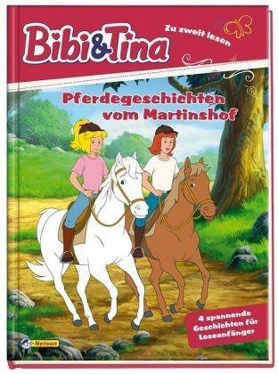 bibi und tina: pferdegeschichten vom martinshof portofrei bei bücher.de bestellen