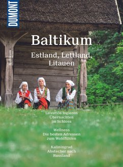 DuMont Bildatlas 104 Baltikum - Nowak, Christian