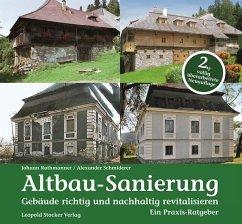 Altbau-Sanierung - Rathmanner, Johann;Schmiderer, Alexander