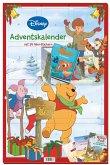 Disney Minibuch-Adventskalender 2016