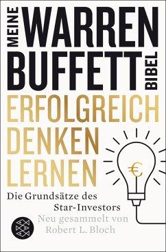 Erfolgreich denken lernen - Meine Warren-Buffett-Bibel (eBook, ePUB) - Bloch, Robert L.