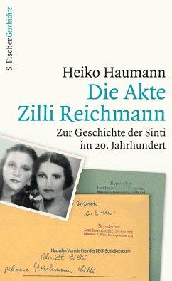 Die Akte Zilli Reichmann (eBook, ePUB) - Haumann, Heiko