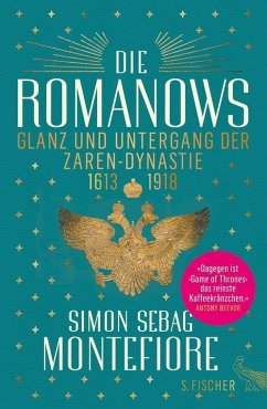 Die Romanows (eBook, ePUB) - Sebag Montefiore, Simon