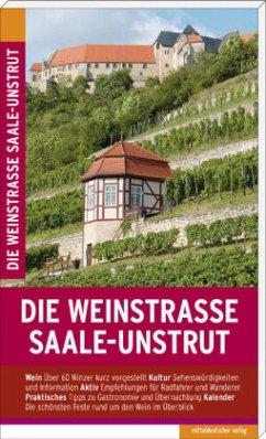 Die Weinstraße Saale-Unstrut - Pantenius, Michael