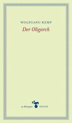 Der Oligarch - Kemp, Wolfgang