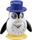 Mebus 26514 Kinder-Quarzwecker Motiv Pinguin