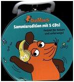 Die Sendung mit der Maus Sammelbox, 5 Audio-CDs