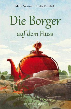 Buch-Reihe Die Borger von Mary Norton
