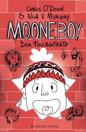 Buch-Reihe Moone Boy