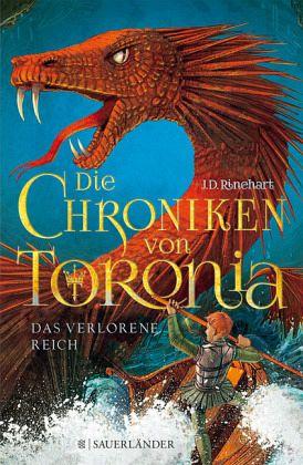 Buch-Reihe Die Chroniken von Toronia