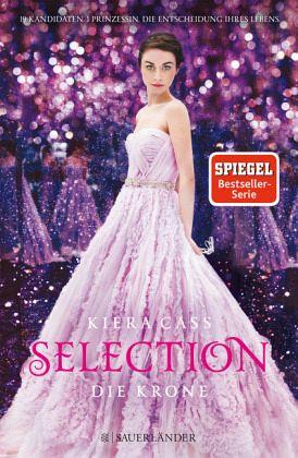 Buch-Reihe Selection von Kiera Cass