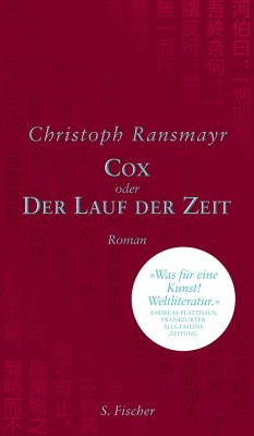 Cox - Ransmayr, Christoph