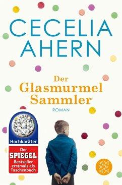 Der Glasmurmelsammler - Ahern, Cecelia