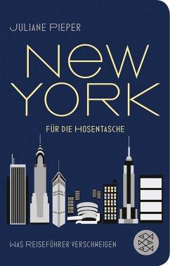 New York für die Hosentasche - Pieper, Juliane