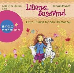 Extra-Punkte für den Dalmatiner / Liliane Susewind ab 6 Jahre Bd.5 (1 Audio-CD) - Stewner, Tanya