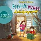 Pfeffer, Minze und das Schulgespenst, 1 Audio-CD