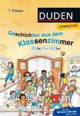 Leseprofi - Silbe für Silbe: Geschichten aus dem Klassenzimmer, 1. Klasse
