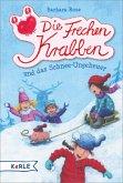 Die Frechen Krabben und das Schnee-Ungeheuer / Die Frechen Krabben Bd.4