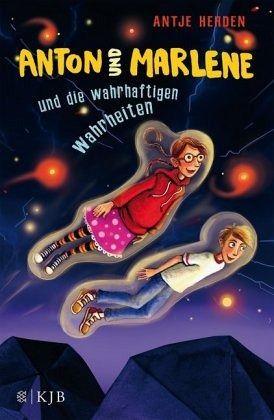 Buch-Reihe Anton und Marlene von Antje Herden