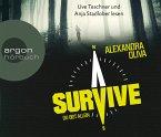 Survive - Du bist allein, 6 Audio-CDs