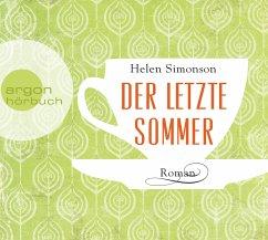 Der letzte Sommer, 8 Audio-CDs - Simonson, Helen