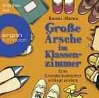 Große Ärsche im Klassenzimmer, 2 Audio-CDs