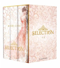 Selection. Band 1 bis 3 im Schuber - Cass, Kiera