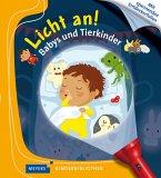 Babys und Tierkinder / Licht an! Bd.32