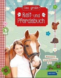 Das große Reit- und Pferdebuch - Panzacchi, Cornelia