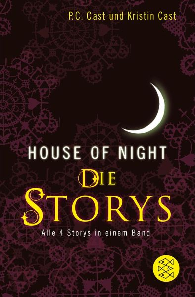 House-of-Night - Die Storys