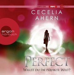Perfect - Willst du die perfekte Welt? / Perfekt Bd.2 (2 MP3-CDs) - Ahern, Cecelia