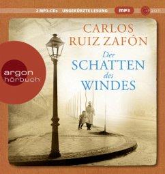 Der Schatten des Windes / Barcelona Bd.1 (2 MP3-CDs) - Ruiz Zafón, Carlos