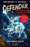 Der Schwarze Drache / Defender - Superheld mit blauem Blut Bd.1