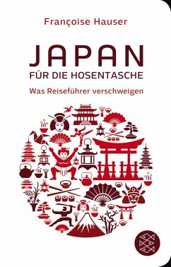 Japan für die Hosentasche - Hauser, Françoise