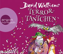 Terror-Tantchen, 5 Audio-CDs - Walliams, David