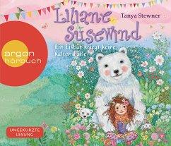 Ein Eisbär kriegt keine kalten Füße / Liliane Susewind Bd.11 (4 Audio-CDs) - Stewner, Tanya
