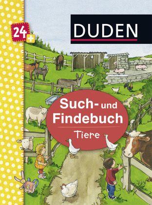 duden 24 such und findebuch tiere buch b. Black Bedroom Furniture Sets. Home Design Ideas