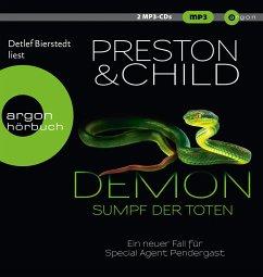 Demon - Sumpf der Toten / Pendergast Bd.15 (2 MP3-CDs) - Preston, Douglas; Child, Lincoln