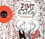 Zimt und weg / Zimt-Trilogie Bd.1 (4 Audio-CDs)