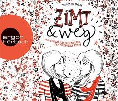 Zimt und weg / Zimt-Trilogie Bd.1 (4 Audio-CDs) - Bach, Dagmar