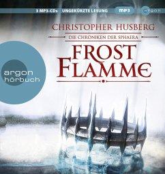 Frostflamme / Die Chroniken der Sphaera Bd.1 (3 MP3-CDs) - Husberg, Christopher B.