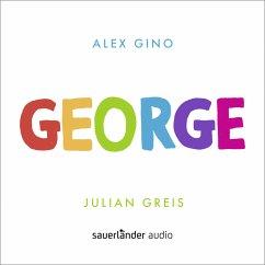 George, 3 Audio-CDs - Gino, Alex