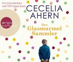 Der Glasmurmelsammler, 6 Audio-CDs - Ahern, Cecelia