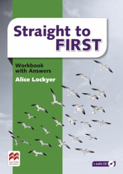 Straight to First. Workbook (Print) with Answers (+ Audio-CD)