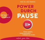 Power durch Pause, 3 Audio-CDs